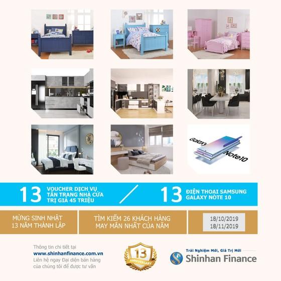 Shinhan Finance luôn nỗ lực để mang đến trải nghiệm mới, giá trị mới cho khách hàng ảnh 1