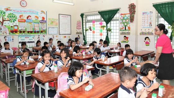 TPHCM giám sát chặt công tác cung ứng sữa cho trường học ảnh 1