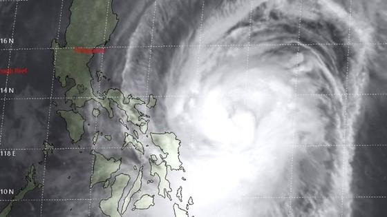 Có khả năng trận đấu giữa U22 Việt Nam và U22 Singapore bị ảnh hưởng do bão Kammuri ảnh 1