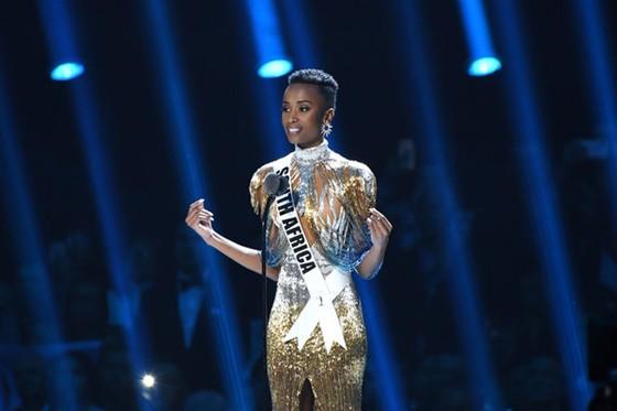 Người đẹp Nam Phi đăng quang Miss Universe 2019, đại diện Việt Nam - Hoàng Thùy dừng chân Top 20 ảnh 13