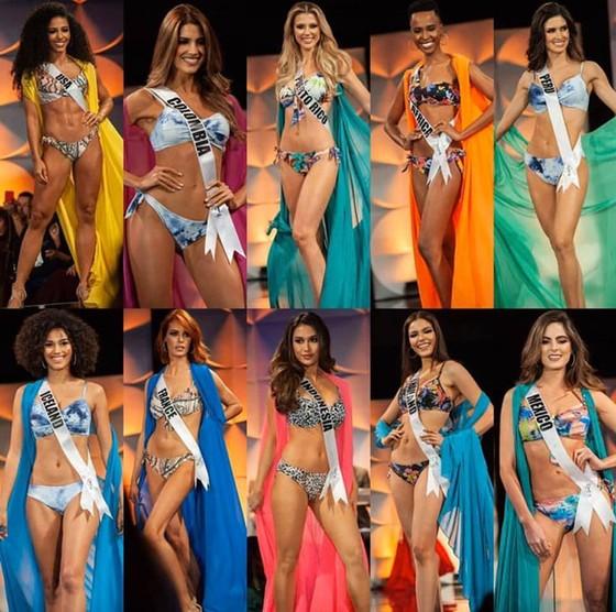 Người đẹp Nam Phi đăng quang Miss Universe 2019, đại diện Việt Nam - Hoàng Thùy dừng chân Top 20 ảnh 24