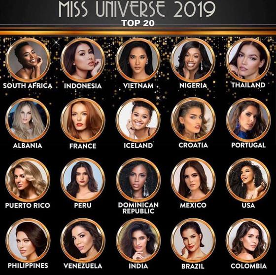 Người đẹp Nam Phi đăng quang Miss Universe 2019, đại diện Việt Nam - Hoàng Thùy dừng chân Top 20 ảnh 25