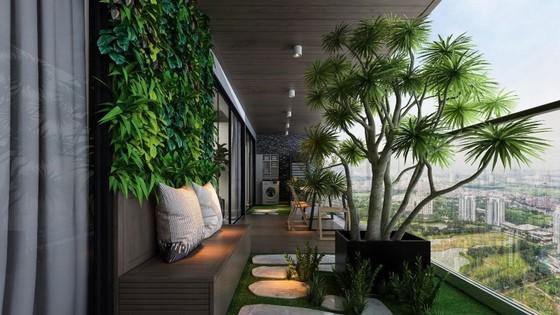 Thời đại của căn hộ trên cao: Nhà to, vườn rộng giữa lưng chừng trời, khó tin nhưng có thật ảnh 3