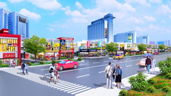 Golden Future City chuẩn bị bàn giao nền cho khách hàng ảnh 6