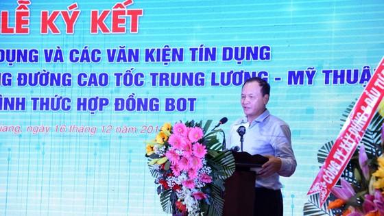 Ngành ngân hàng thu xếp gần 7.000 tỷ đồng vốn cho cao tốc Trung Lương - Mỹ Thuận ảnh 2