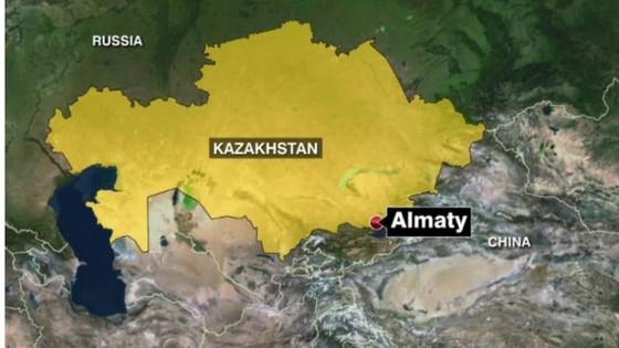 Rơi máy bay tại Kazakhstan, ít nhất 14 người thiệt mạng ảnh 1