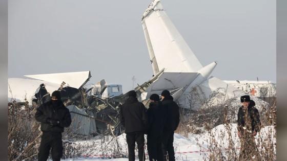 Rơi máy bay tại Kazakhstan, ít nhất 14 người thiệt mạng ảnh 10