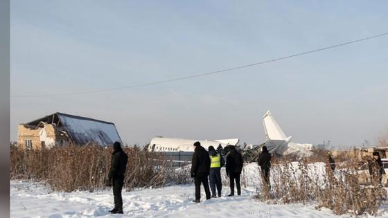 Rơi máy bay tại Kazakhstan, ít nhất 14 người thiệt mạng ảnh 11