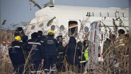 Rơi máy bay tại Kazakhstan, ít nhất 14 người thiệt mạng ảnh 7