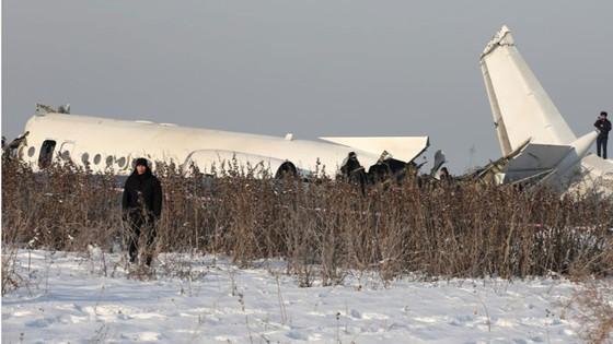 Rơi máy bay tại Kazakhstan, ít nhất 14 người thiệt mạng ảnh 8