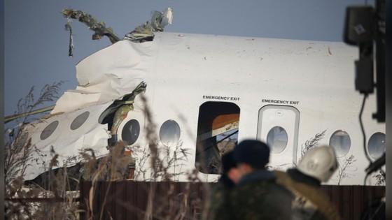 Rơi máy bay tại Kazakhstan, ít nhất 14 người thiệt mạng ảnh 6