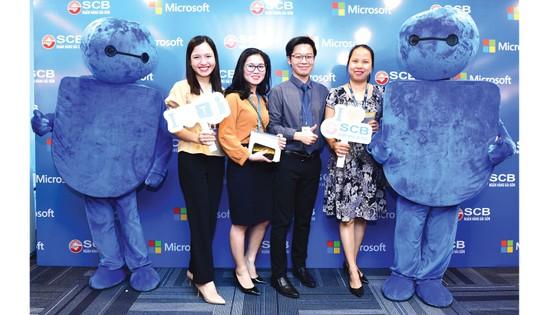 SCB số hóa môi trường làm việc với ứng dụng Microsoft Teams  ảnh 1