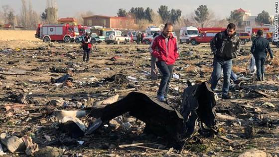 Xác định được nguyên nhân vụ máy bay chở khách của Ukraine rơi tại Iran ảnh 6