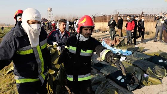 Xác định được nguyên nhân vụ máy bay chở khách của Ukraine rơi tại Iran ảnh 3