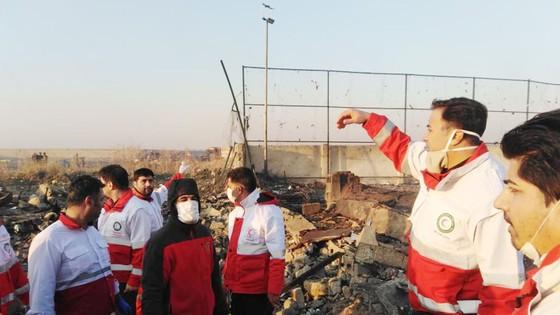 Xác định được nguyên nhân vụ máy bay chở khách của Ukraine rơi tại Iran ảnh 7