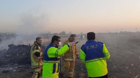 Xác định được nguyên nhân vụ máy bay chở khách của Ukraine rơi tại Iran ảnh 8