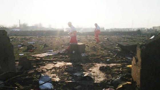 Xác định được nguyên nhân vụ máy bay chở khách của Ukraine rơi tại Iran ảnh 9