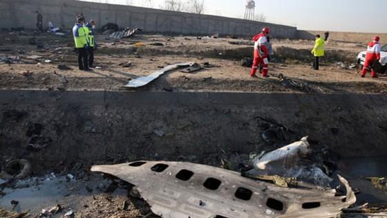 Xác định được nguyên nhân vụ máy bay chở khách của Ukraine rơi tại Iran ảnh 4