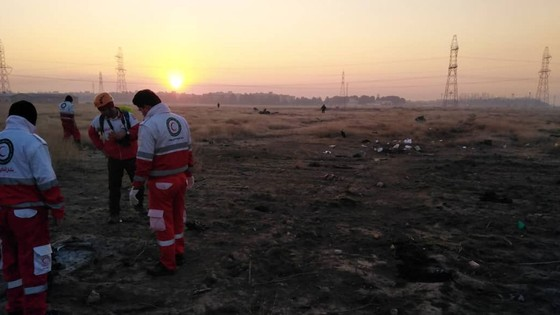 Xác định được nguyên nhân vụ máy bay chở khách của Ukraine rơi tại Iran ảnh 11