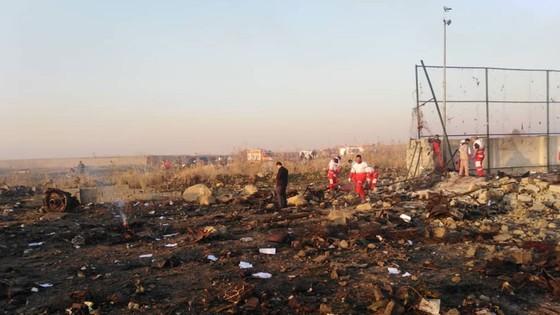 Xác định được nguyên nhân vụ máy bay chở khách của Ukraine rơi tại Iran ảnh 2