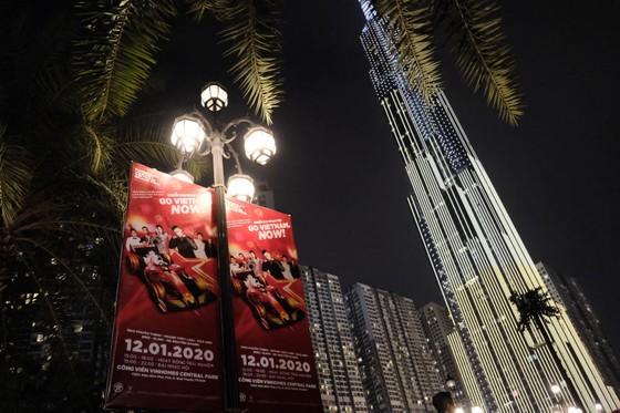 Tiết lộ sân khấu khủng trong đại nhạc hội F1 đầu tiên tại Việt Nam ảnh 1