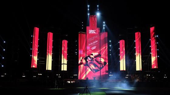 Tiết lộ sân khấu khủng trong đại nhạc hội F1 đầu tiên tại Việt Nam ảnh 2