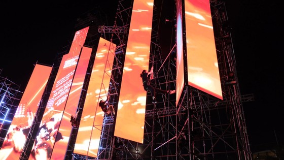 Tiết lộ sân khấu khủng trong đại nhạc hội F1 đầu tiên tại Việt Nam ảnh 5