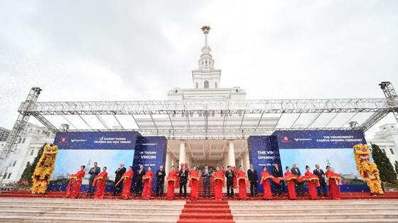 Khánh thành Đại học VinUni ảnh 1