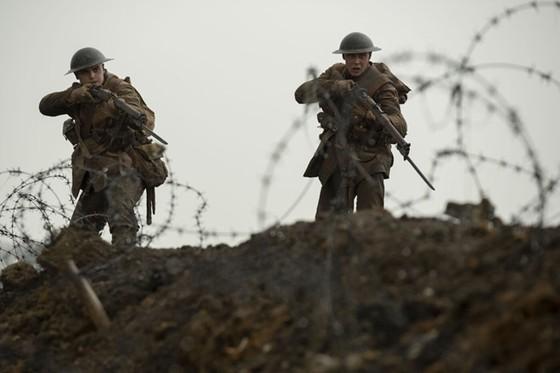 """""""1917"""" thắng lớn tại lễ trao giải thưởng BAFTA lần thứ 73  ảnh 2"""