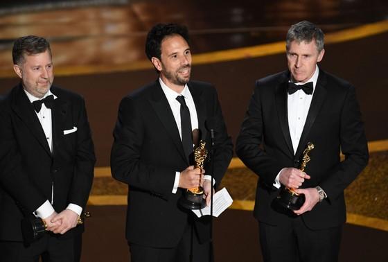 """Parasite"" thắng lớn tại Oscar 2020 ảnh 28"
