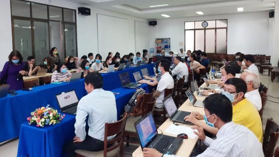 Hàng trăm bài giảng E-Learning được đưa vào dạy trong mùa dịch nCoV ảnh 1