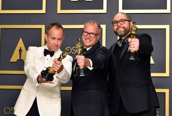 """Parasite"" thắng lớn tại Oscar 2020 ảnh 22"