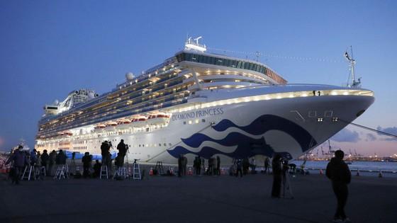Nhật Bản xác nhận thêm 65 ca nhiễm virus Corona trên tàu Diamond Princess ảnh 2