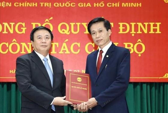 Ban Bí thư bổ nhiệm nhân sự 2 cơ quan Trung ương ảnh 1
