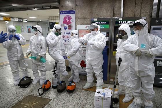 Hàn Quốc ghi nhận ca tử vong thứ 2 do Covid-19 ảnh 2