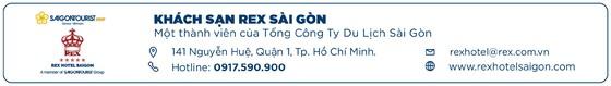 Khách sạn Rex Sài Gòn triển khai các khuyến mãi kích cầu sử dụng dịch vụ ảnh 7