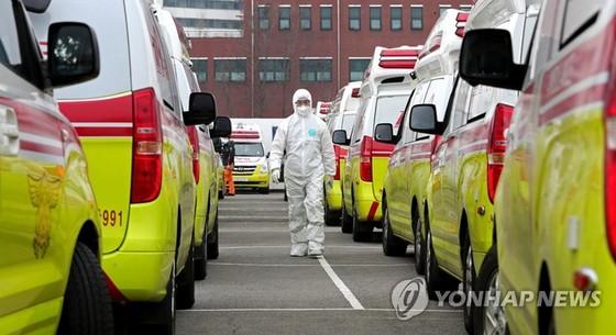 Thêm 586 ca nhiễm mới và 3 ca tử vong, Hàn Quốc có 3.736 ca nhiễm và 20 người tử vong do Covid-19  ảnh 2