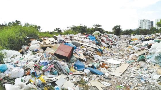 Ngăn chặn nạn đổ lén, chôn lấp rác thải ảnh 1
