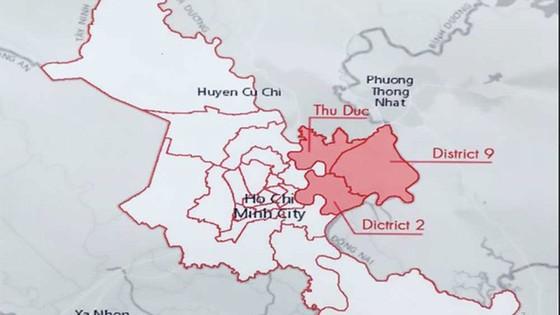 """Thành lập thành phố phía Đông TPHCM: Biệt thự thấp tầng """"tăng nhiệt"""" ảnh 1"""