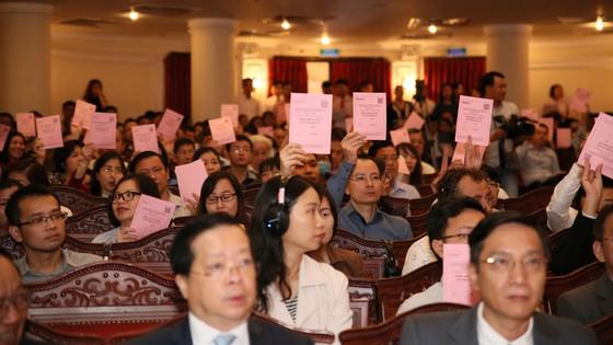 Đại hội đồng cổ đông HDBank: Chi cổ tức và cổ phiếu thưởng 65%, phát hành 1 tỷ USD trái phiếu quốc tế ảnh 1