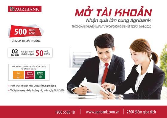 """""""Giao dịch cực nhanh – Nhận quà cực đã"""" cùng ứng dụng Agribank E-Mobile Banking ảnh 2"""