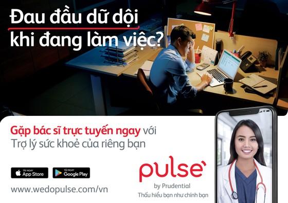 Pulse by Prudential – Hội tụ công nghệ chăm sóc sức khỏe hàng đầu ảnh 2