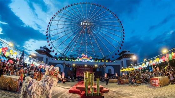 """Công viên châu Á sẽ là điểm vui chơi đêm """"xịn xò"""" nhất miền Trung ảnh 2"""