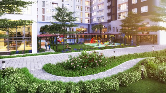 Giới đầu tư cho thuê chuộng căn hộ cao cấp tại Bình Dương ảnh 2