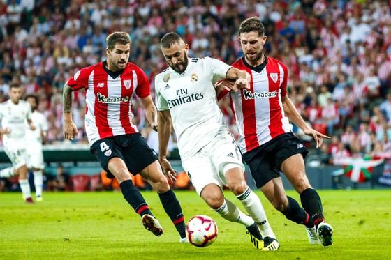 Chiến thắng của Real Madrid tại Bilbao có thể khiến Barcelona sa sút tinh thần
