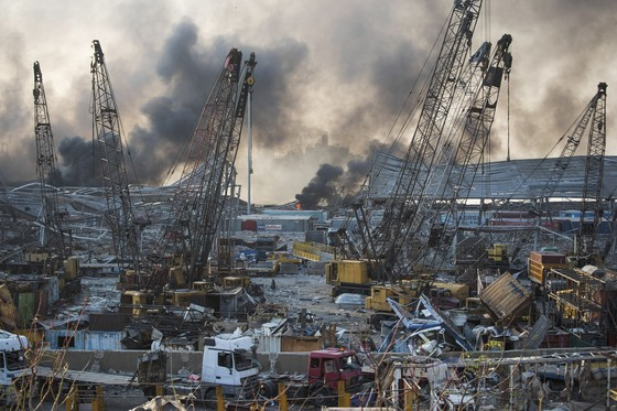 Đã xác định được nguyên nhân gây nổ tại Beirut ảnh 3