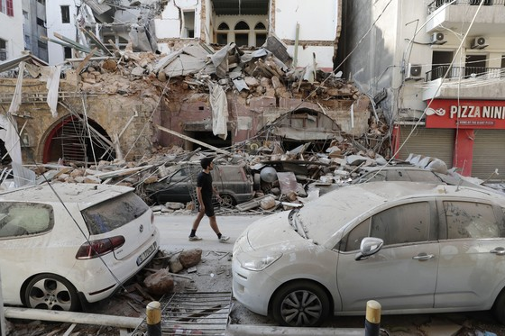 Đã xác định được nguyên nhân gây nổ tại Beirut ảnh 1