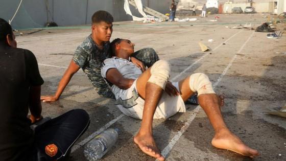 Nổ ở Beirut, hàng ngàn người thương vong ảnh 21