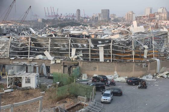 Đã xác định được nguyên nhân gây nổ tại Beirut ảnh 2