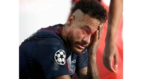 Nước mắt Neymar